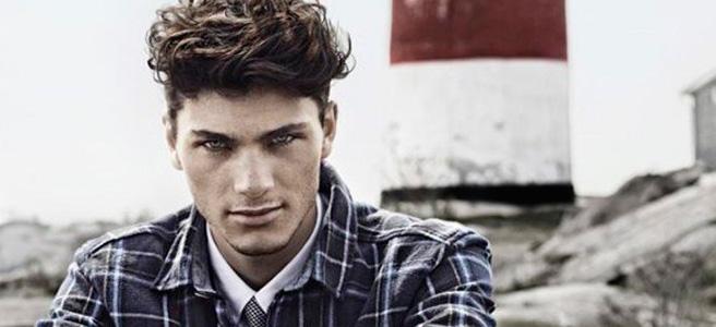 7 Peinados Para Los Hombres Que Tenemos El Pelo Rizado