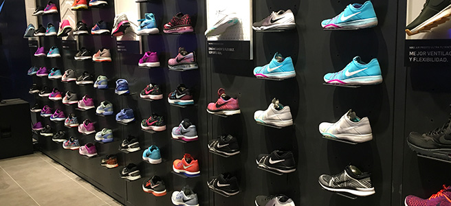 6de60b95 Nueva Nike Store de Ripley Costanera Center
